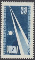 Międzynarodowy Rok Geofizyczny - 917