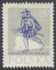 400 lecie Poczty Polskiej - 921