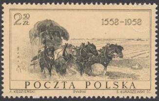 Wystawa 400 lat Poczty Polskiej w Warszawie - 927