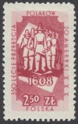 350 lecie przybycia Polaków do Ameryki - 929