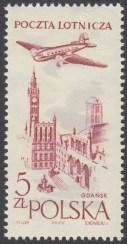 Wydanie na przesyłki lotnicze - 935