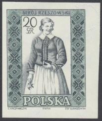 Polskie stroje ludowe - 995A