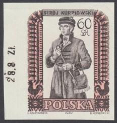 Polskie stroje ludowe - 996A