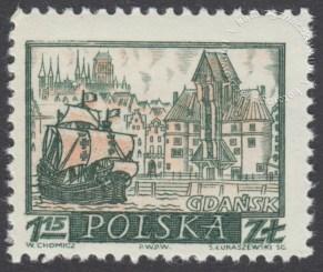 Historyczne miasta polskie - 1053