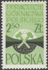 Tysiąclecie górnictwa polskiego - 1126