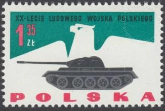 20 lecie Ludowego Wojska Polskiego - 1281
