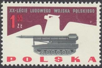 20 lecie Ludowego Wojska Polskiego - 1282