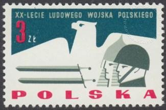 20 lecie Ludowego Wojska Polskiego - 1284