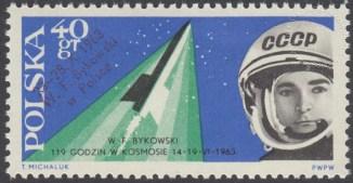 Wizyta radzieckich kosmonautów w Polsce - 1286