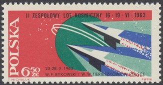 Wizyta radzieckich kosmonautów w Polsce - 1288