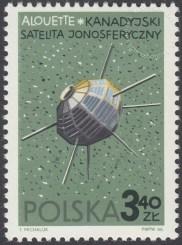 Badania kosmosu - 1587