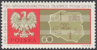 Tysiąclecie Państwa Polskiego - 1591