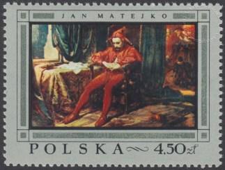 Malarstwo polskie - 1722