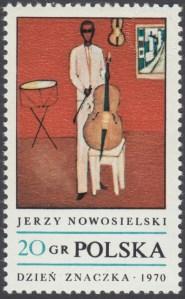 Dzień Znaczka - polskie malarstwo współczesne - 1885
