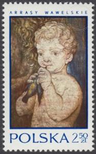 Arrasy wawelskie - 1898