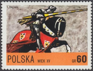 Jazda polska X-XXw. - 2077