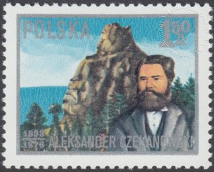 100 rocznica śmierci Aleksandra Czekanowskiego - 2313