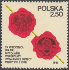 35 rocznica układu PRL-ZSRR - 2533