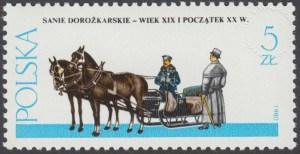 Warszawskie pojazdy konne - 2576