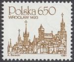 Polskie miasta na starych rycinach - 2592