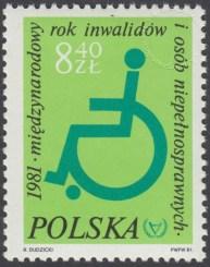 Międzynarodowy Rok Inwalidów i Osób Niepełnosprawnych - 2620