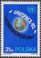 II Konferencja ONZ - Unispace 82 w Wiedniu - 2668