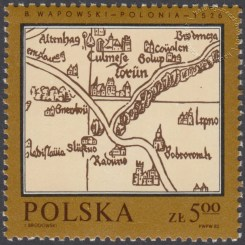 Pomniki polskiej kartografii - 2696
