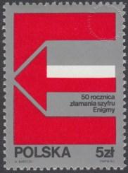 50 rocznica złamania szyfru Enigmy - 2727