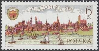750 lecie nadania praw miejskich Toruniowi - 2728