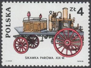 Rozwój pojazdów pożarniczych - 2813
