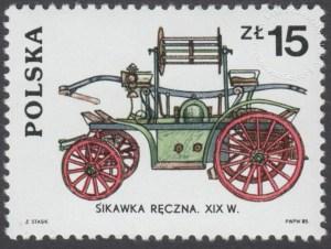 Rozwój pojazdów pożarniczych - 2816