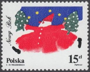Nowy Rok 1988 - 2985