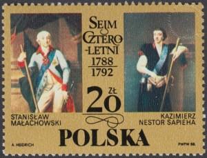 200 rocznica Sejmu Czteroletniego 1788 - 3020
