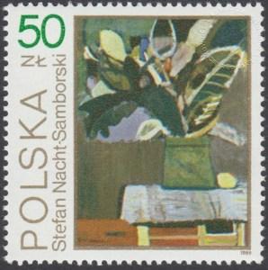 Kwiaty w malarstwie polskim - 3092
