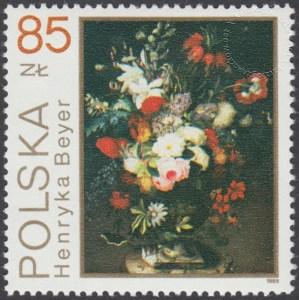 Kwiaty w malarstwie polskim - 3094