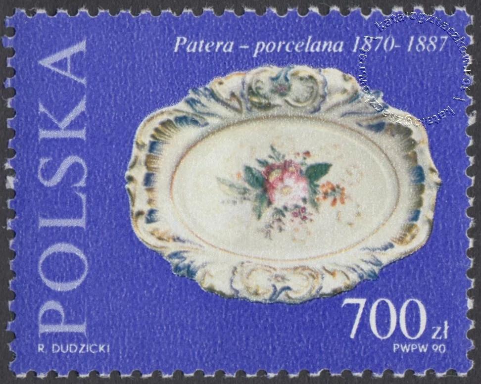200 lat Zakładów porcelany w Ćmielowie znaczek nr 3140