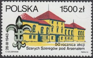 50 rocznica Akcji Szarych Szeregów pod Arsenałem - 3290