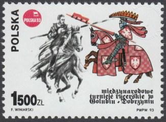 Międzynarodowe Turnieje Rycerskie w Golubiu-Dobrzyniu - 3291