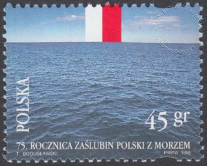 75 rocznica zaślubin Polski z morzem - 3372