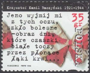 75 rocznica urodzin Krzysztofa Kamila Baczyńskiego - 3423