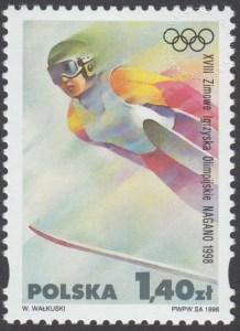 XVIII Zimowe Igrzyska Olimpijskie w Nagano - 3542