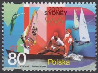 Igrzyska XXVII Olimpiady Sydney 2000 - 3707