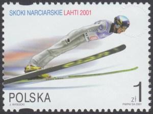Skoki narciarskie na Mistrzostwach Świata Lahti 2001 - 3730I