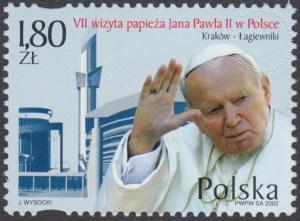 VII wizyta Papieża Jana Pawła II w Polsce - 3835