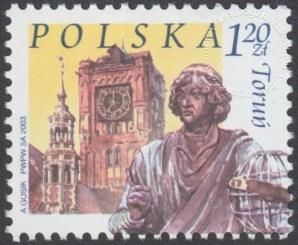 Miasta polskie - Toruń - 3865