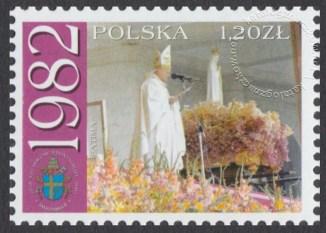 25 rocznica pontyfikatu Ojca Świętego Jana Pawła II - 3872