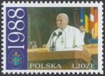 25 rocznica pontyfikatu Ojca Świętego Jana Pawła II - 3878