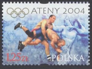 Igrzyska XXVIII Olimpiady Ateny 2004 - 3979