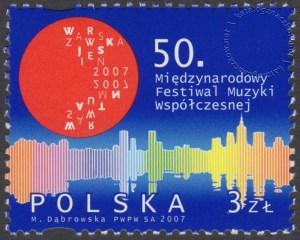 50 Międzynarodowy Festiwal Muzyki Współczesnej - Warszawska Jesień 2007 - 4181