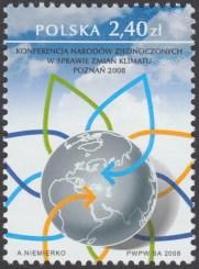 Konferencja Narodów Zjednoczonych w sprawie Zmian Klimatu Poznań 2008 - 4255